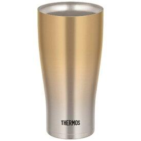 サーモス THERMOS 真空断熱タンブラー 600ml ゴールドフェード JDE-601C