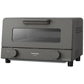 パナソニック Panasonic オーブントースター グレー NT-T501-H
