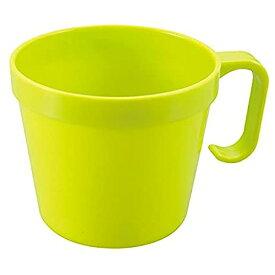 キャプテンスタッグ CAPTAIN STAG 抗菌スタッキングカップ_230ML(グリーン) UT-0019