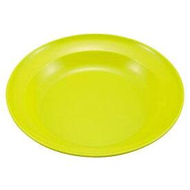 キャプテンスタッグ CAPTAIN STAG 抗菌丸型カレー皿_22CM_(グリーン) UT-0022