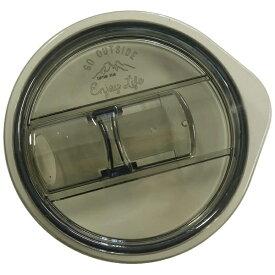 キャプテンスタッグ CAPTAIN STAG モンテ ダブルステンレスマグカップ用フラップ(ブラック) UE-4912