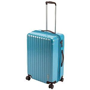 キャプテンスタッグ CAPTAIN STAG パルティール スーツケースTSAロック付きWFタイプM(ファインブルー) UV-0071