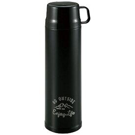 キャプテンスタッグ CAPTAIN STAG モンテ 2WAYダブルステンレスボトル900(ブラック) UE-3488