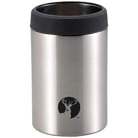 キャプテンスタッグ CAPTAIN STAG HD 保冷缶ホルダー350ml(シルバー) UE-3490