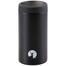 キャプテンスタッグ CAPTAIN STAG HD 保冷缶ホルダー500ml(ブラック) UE-3493