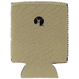 キャプテンスタッグ CAPTAIN STAG CS ソフト缶ジャケット(ベージュ×ブラック) UE-4918