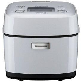 三菱 Mitsubishi Electric 炊飯器 備長炭 炭炊釜 白磁(はくじ) NJ-SV06R-W [IH /3.5合]【point_rb】