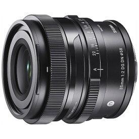シグマ SIGMA カメラレンズ 35mm F2 DG DN Contemporary【Lマウント】 [ライカL /単焦点レンズ]