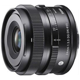 シグマ SIGMA カメラレンズ 24mm F3.5 DG DN Contemporary【Lマウント】 [ライカL /単焦点レンズ]