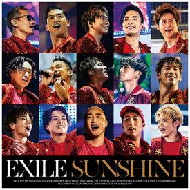 エイベックス・エンタテインメント Avex Entertainment EXILE/ SUNSHINE(Blu-ray Disc付き)【CD】