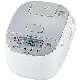 象印マホービン ZOJIRUSHI 炊飯器 極め炊き ホワイト NL-BD05 [マイコン /3合]