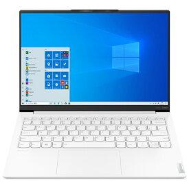 レノボジャパン Lenovo 82EV003AJP ノートパソコン Yoga Slim 750i Carbon ムーンホワイト [13.3型 /intel Core i7 /SSD:512GB /メモリ:8GB /2020年12月モデル]