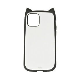 ラスタバナナ RastaBanana iPhone 12/12 Pro 6.1インチ対応 VANILLA PACK mimi ブラック×ホワイト 5733IP061HB