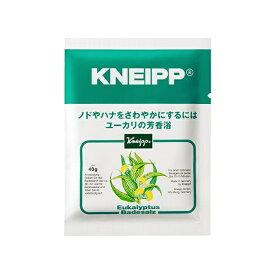 クナイプジャパン Kneipp Japan KNEIPP(クナイプ) バスソルト ユーカリの香り 40g〔入浴剤〕