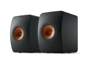 KEF ケーイーエフ WiFiスピーカー CARBON BLACK LS50Wireless II BLACK [ハイレゾ対応 /Bluetooth対応 /Wi-Fi対応]