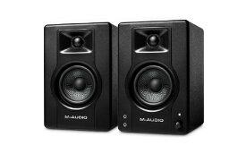 M-AUDIO エムオーディオ 3.5インチ 120Wパワードモニタースピーカー スタジオモニター BX3 [2本 /2ウェイスピーカー]