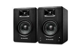 M-AUDIO エムオーディオ 4.5インチ 120W パワードモニタースピーカー モニタースピーカー BX4 [2本 /2ウェイスピーカー]