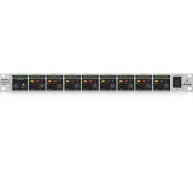 behringer ベリンガー 8ch プロフェッショナル・ステレオ・ヘッドホンアンプ 1Uラックマウント HA8000V2