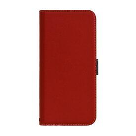 ラスタバナナ RastaBanana iPhone 12 Pro Max 6.7インチ対応薄型手帳ケース SMG レッド×ネイビー 5801IP067BO