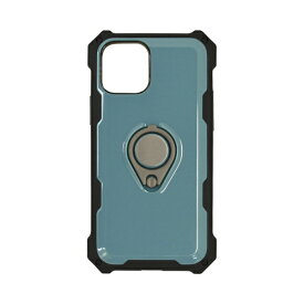 ラスタバナナ RastaBanana iPhone 12 mini 5.4インチ対応 ToughRing HBケース ブルー 5622IP054HB