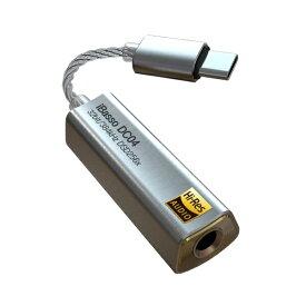 iBasso Audio アイバッソオーディオ DAC アダプタ シルバー DC04SL