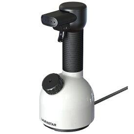 LAURASTAR ローラスター 加圧式除菌脱臭スチーマー IGGI ホワイト WHITE [ハンガーショット機能付き]