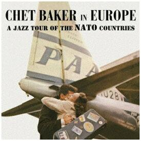 日本クラウン NIPPON CROWN CHET BAKER(tp)/ In Europe - A Jazz Tour of the Nato Countries【CD】
