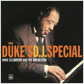 日本クラウン NIPPON CROWN Duke Ellington(p)/ The Duke's D.J. Special【CD】