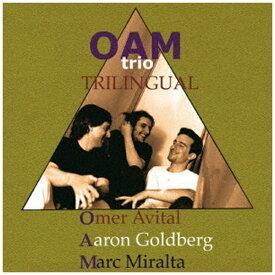 日本クラウン NIPPON CROWN OAM Trio/ Trilingual【CD】
