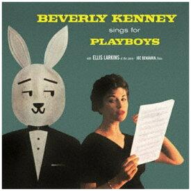 日本クラウン NIPPON CROWN Beverly Kenney(vo)/ Sings For Playboys【CD】
