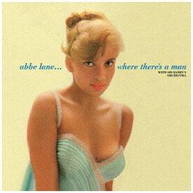 日本クラウン NIPPON CROWN Abbe Lane(vo)/ Where There's A Man【CD】