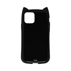ラスタバナナ RastaBanana iPhone 12 mini 5.4インチ対応 VANILLA PACK mimi ブラック×ブラック 5633IP054HB