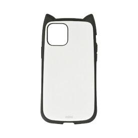 ラスタバナナ RastaBanana iPhone 12 mini 5.4インチ対応 VANILLA PACK mimi ブラック×ホワイト 5634IP054HB