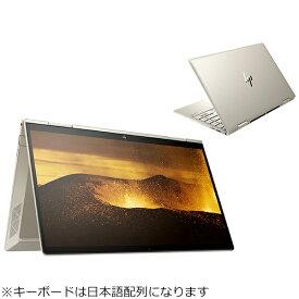 HP エイチピー 28R14PA-AAAA ノートパソコン ENVY x360 13-bd0000(コンバーチブル型) [13.3型 /intel Core i7 /SSD:512GB /メモリ:16GB /2021年1月モデル]