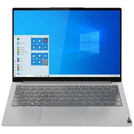 レノボジャパン Lenovo ノートパソコン YogaSlim750i ライトシルバー 82CU000LJP [13.3型 /intel Core i5 /SSD:256GB /メモリ:8GB /2020年12月モデル]