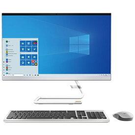 レノボジャパン Lenovo F0EU00FRJP デスクトップパソコン IdeaCentre AIO350i ホワイト [23.8型 /intel Core i5 /HDD:1TB /SSD:256GB /メモリ:8GB /2020年12月モデル]