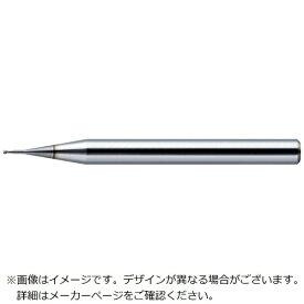 ユニオンツール UNION TOOL ユニオンツール DLCCOAT2枚刃銅電極加工用ロングネックボールR0.1×有効長0.3×刃長0.16×首径0.19×全長45 DLCLB2002-003