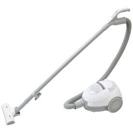 ORIGINAL BASIC オリジナルベーシック 紙パック掃除機(タービンヘッド水洗い可) CPA201BK-WH [紙パック式 /コード式]
