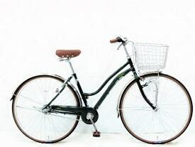 サイモト自転車 SAIMOTO 27型 自転車 レセファロ(グリーン/内装3段変速) CFS_W273R_HD_BAA_BC_C2【組立商品につき返品不可】【point_rb】 【代金引換配送不可】