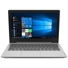 レノボジャパン Lenovo 81VR001GBC ノートパソコン ideapad Slim 150 A6 プラチナグレー [11.6型 /AMD Aシリーズ /SSD:128GB /メモリ:4GB /2020年12月モデル]【point_rb】
