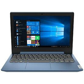 レノボジャパン Lenovo 81VR001CBC ノートパソコン ideapad Slim 150 A6 アイスブルー [11.6型 /AMD Aシリーズ /SSD:128GB /メモリ:4GB /2020年12月モデル]【point_rb】