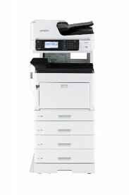 エプソン EPSON LP-M818FZ3 カラーレーザー複合機 ファックス機能付増設3段カセットセットモデル [はがき〜A3]