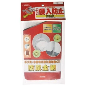 イカリ消毒 IKARI 防鼠金網ソフト 1枚 40x45 線径0.5mm