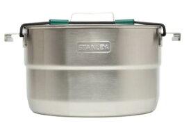 STANLEY スタンレー クッカーセット Adventure series ベースキャンプクックセット(シルバー)02479-004