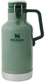 STANLEY スタンレー 水筒 タンブラー Classic Series クラシック真空グロウラー 1.9L(グリーン)01941-076