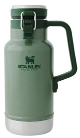 STANLEY スタンレー 水筒 タンブラー Classic Series クラシック真空グロウラー 1L(グリーン)02111-013