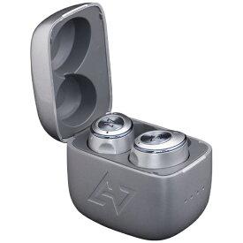 AVIOT アビオット フルワイヤレスイヤホン シルバー TE-D01m-SL [マイク対応 /ワイヤレス(左右分離) /Bluetooth]【point_rb】