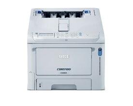 OKI オキ C650DNW カラーレーザープリンター COREFIDO C650dnw ホワイト [はがき〜A4] COREFIDO C650dnw ホワイト [はがき〜A4]