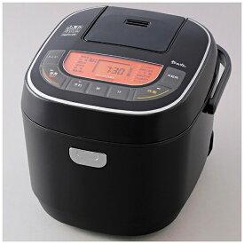 アイリスオーヤマ IRIS OHYAMA ジャー炊飯器 米屋の旨み 銘柄炊き ブラック RC-MC10-B [マイコン /1升]