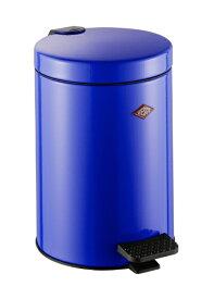 Wesco ウェスコ ペダルビン&プラスチックライナー5L -104 ブルー 104012-53 [5L /ペダル式]
